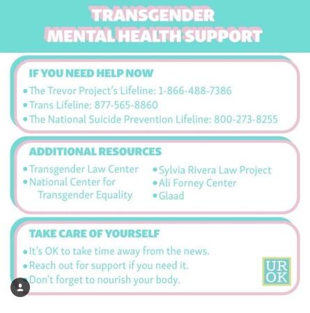 suicide trans